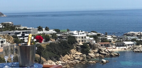 51 on Camps Bay house
